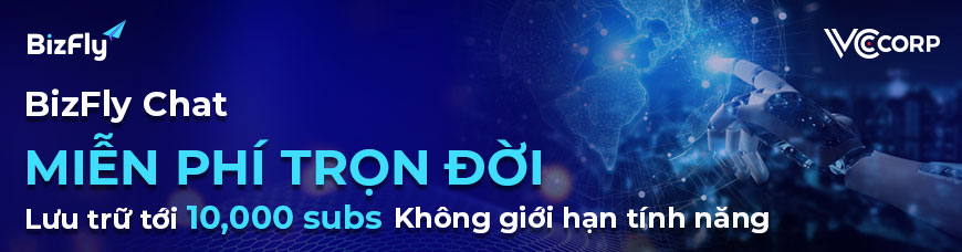 Banner Chatbot Free - B2B