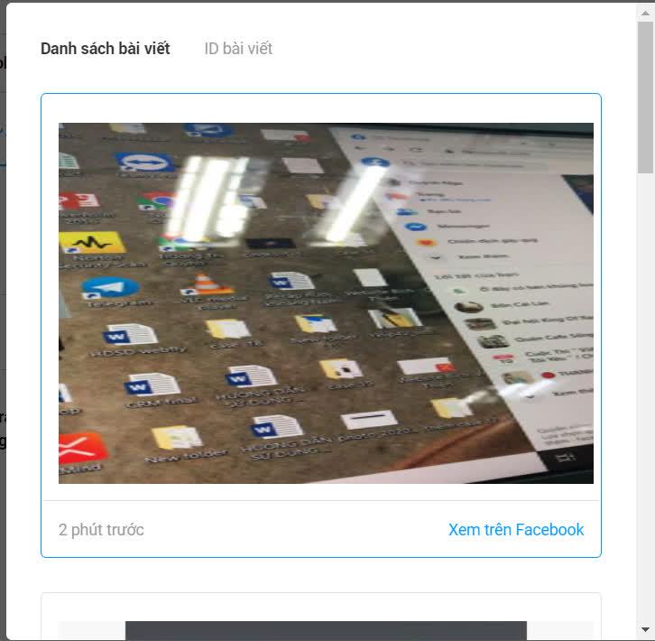 Ẩn comment và tự động trả lời qua livestream bán hàng