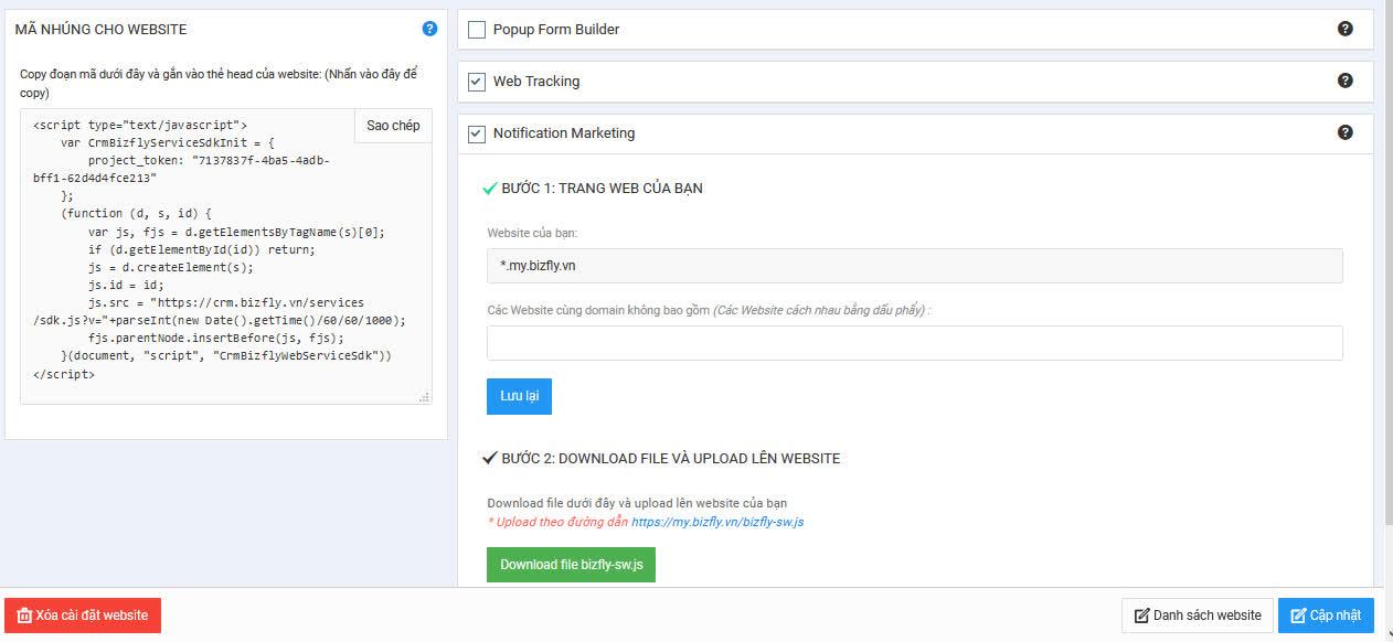 """Làm thế nào để """"vẽ"""" chân dung khách hàng truy cập website chỉ bằng công cụ CRM"""