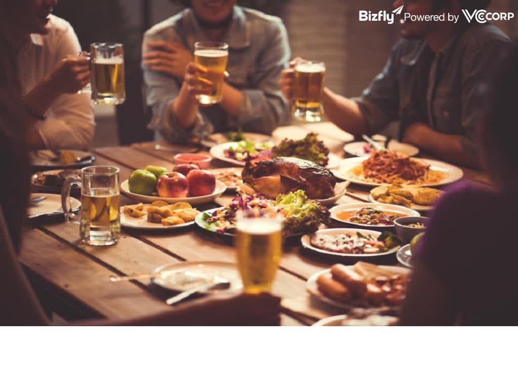 Đi tìm công cụ thúc đẩy hiệu quả cho nhà hàng mùa kinh doanh cuối năm