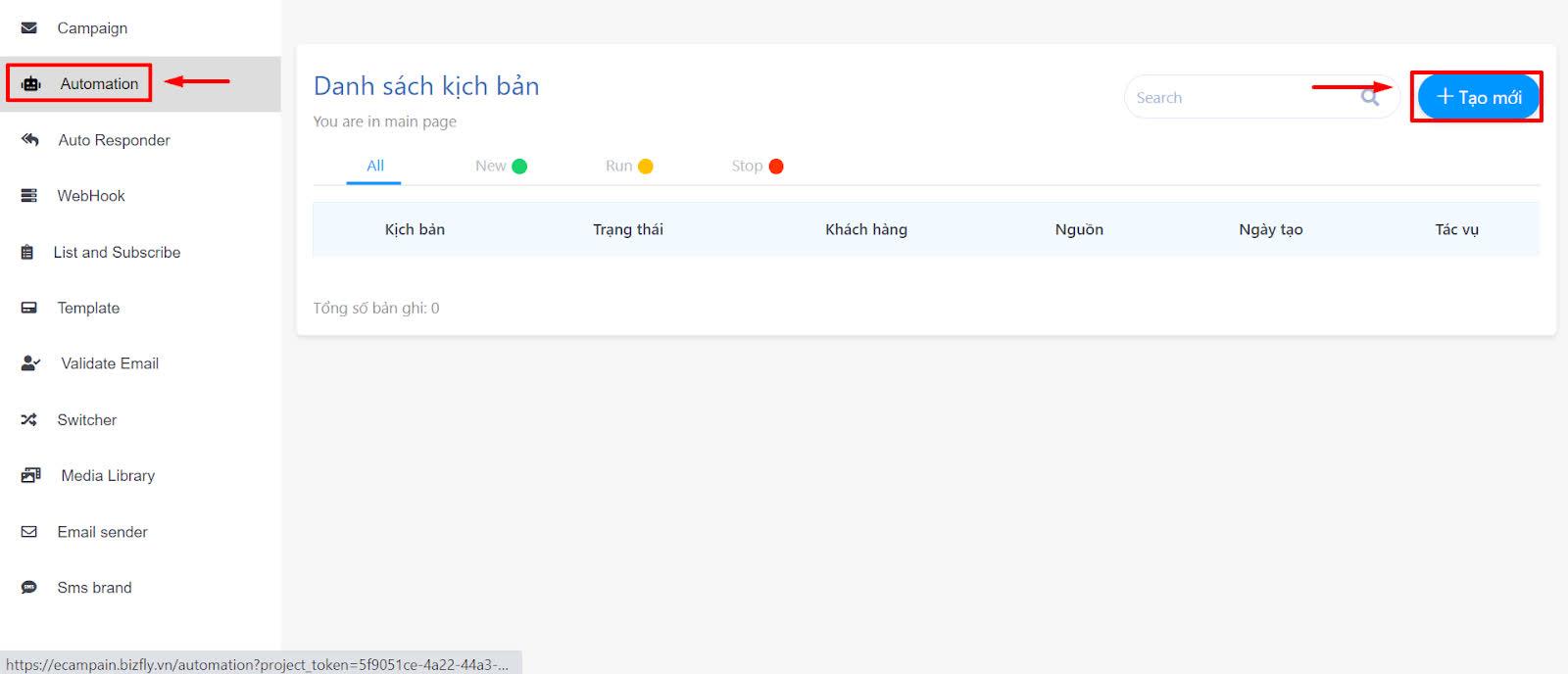 Kịch bản Email Automation mẫu cho Nhà hàng: Khảo sát khách hàng, tặng voucher kích thích khách hàng