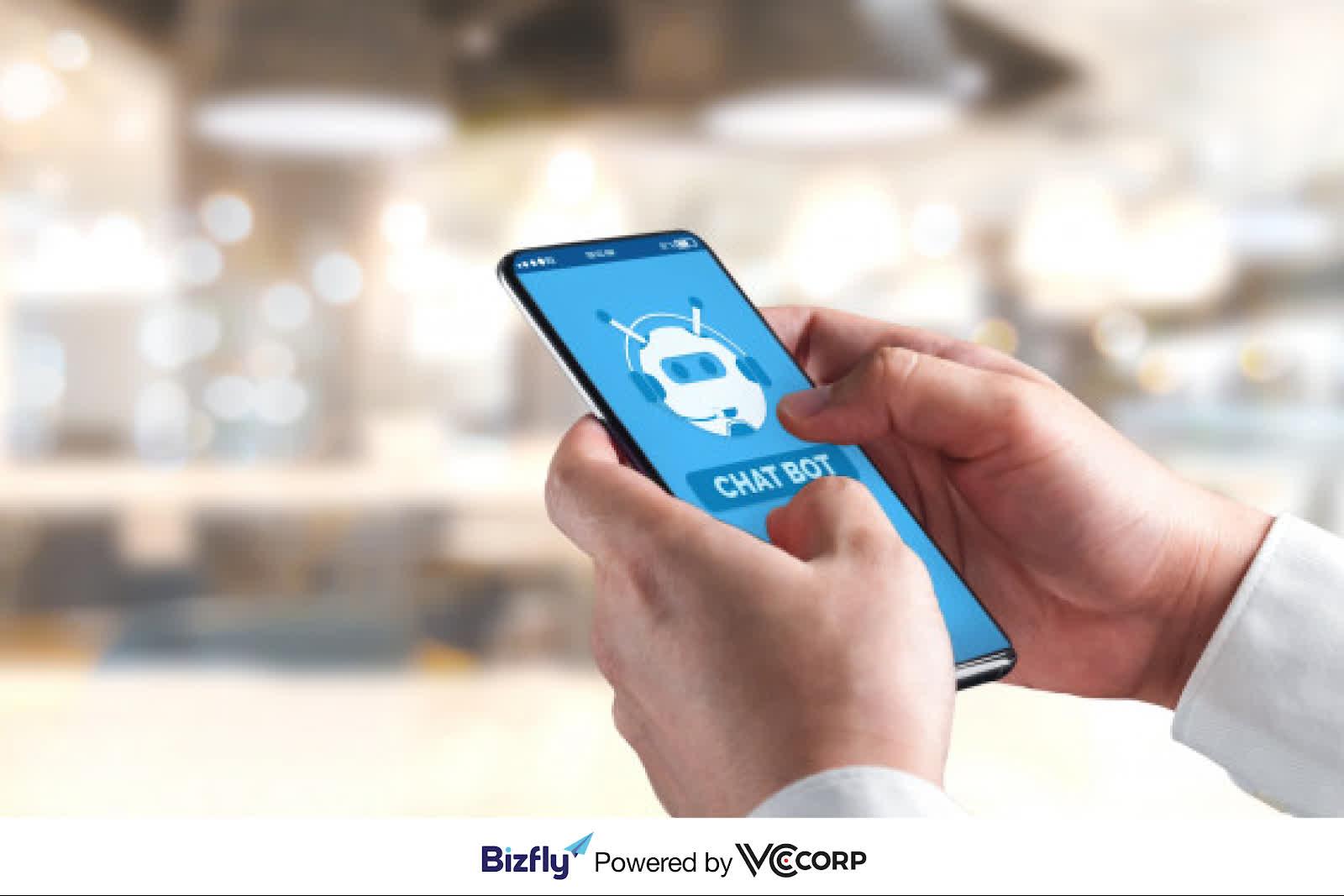 Chatbot - Nhân tố không thể thiếu của những ai đang kinh doanh online