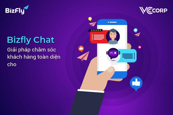 phần mềm chatbot hiệu quả cho chuỗi bán lẻ