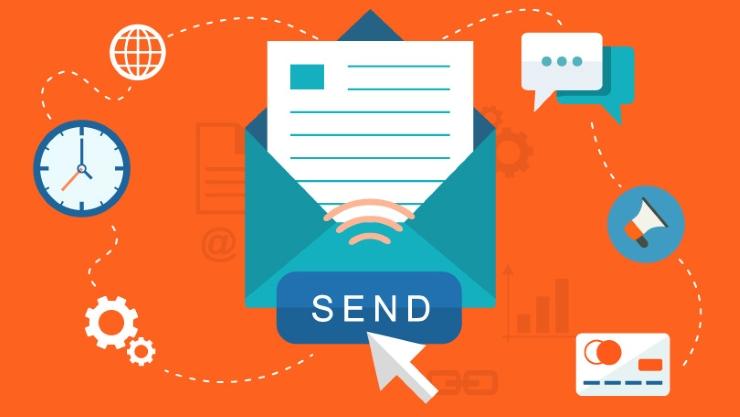 ách gửi email marketing hiệu quả
