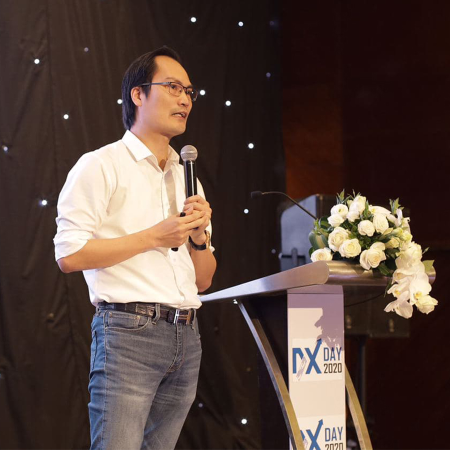 Bizfly sánh bước cùng các công ty công nghệ hàng đầu trong sự kiện Ngày chuyển đổi số Việt Nam (DX Day 2020)