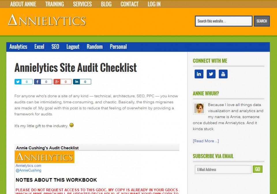 công cụ kiểm tra website chuẩn SEO