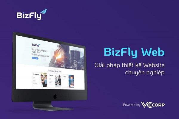 Dịch vụ thiết kế website chuyên nghiệp Bizfly Website