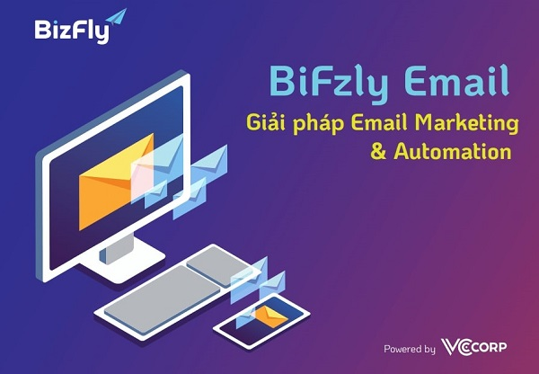 Bizfly Email - Giải pháp Email Marketing & Automation tốt nhất hiện nay