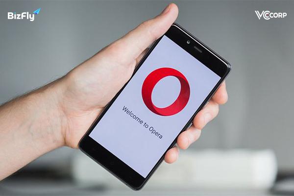 Các trình duyệt web trên điện thoại hoàn hảo - Opera