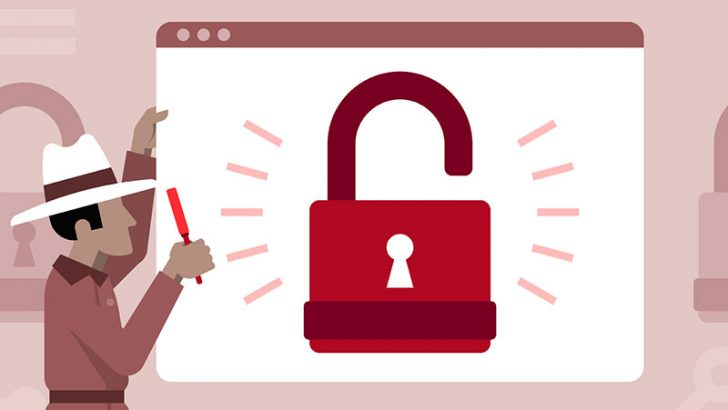 các lỗi bảo mật website thường gặp