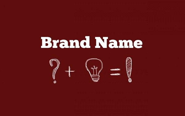 Nguyên tắc đặt tên thương hiệu là được bảo hộ bởi luật pháp