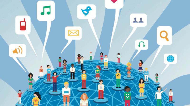 Social Network - Một trong những xu hướng Content Marketing nổi bật