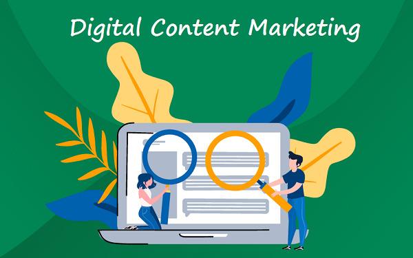Digital content là gì