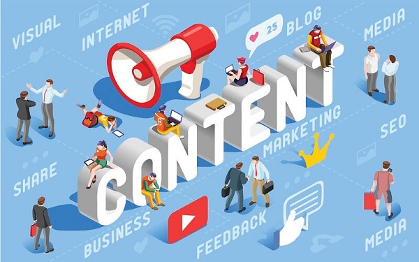 Một số mô hình digital content phổ biến