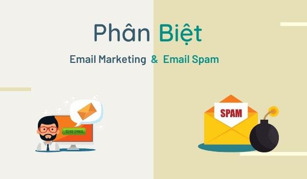 Cách phân biệt Email Marketing với Spam Email