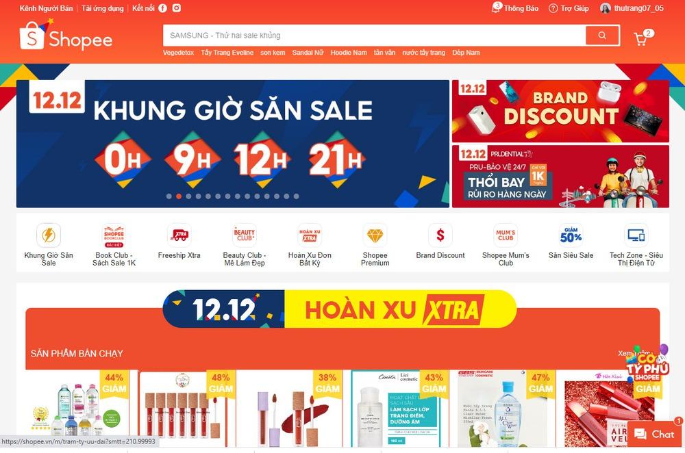 Lợi ích khi thiết kế website thương mại điện tử