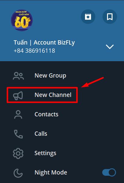 Gửi tin nhắn tự động qua telegram bằng CRM