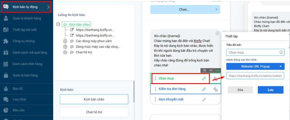 Bắt đầu với một cửa hàng online ngay trên messenger Facebook cùng Bizfly