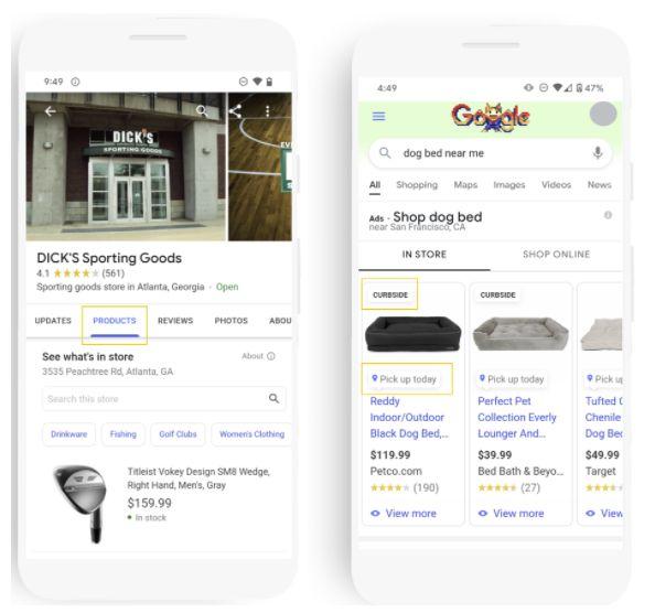 Google thêm các tùy chọn khám phá và danh sách những sản phẩm mới trước kỳ nghỉ lễ
