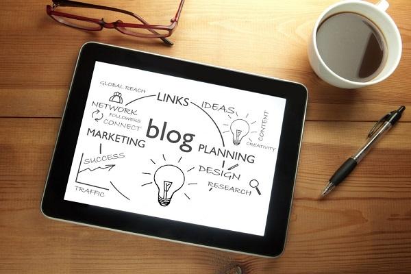 viết blog là ý tưởng kinh doanh online không cần vốn