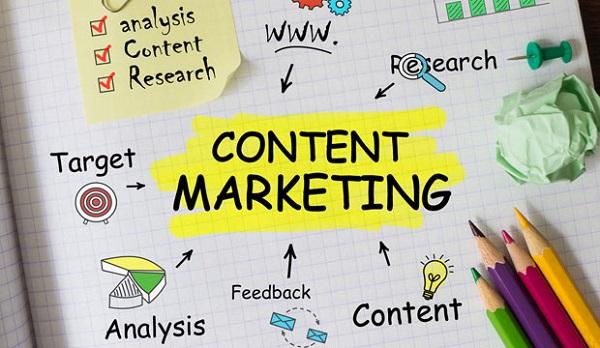 Content Marketing giúp cung cấp thông tin cho khách hàng