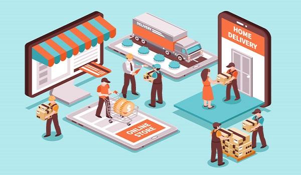 Một số kênh cung cấp hàng hóa phổ biến