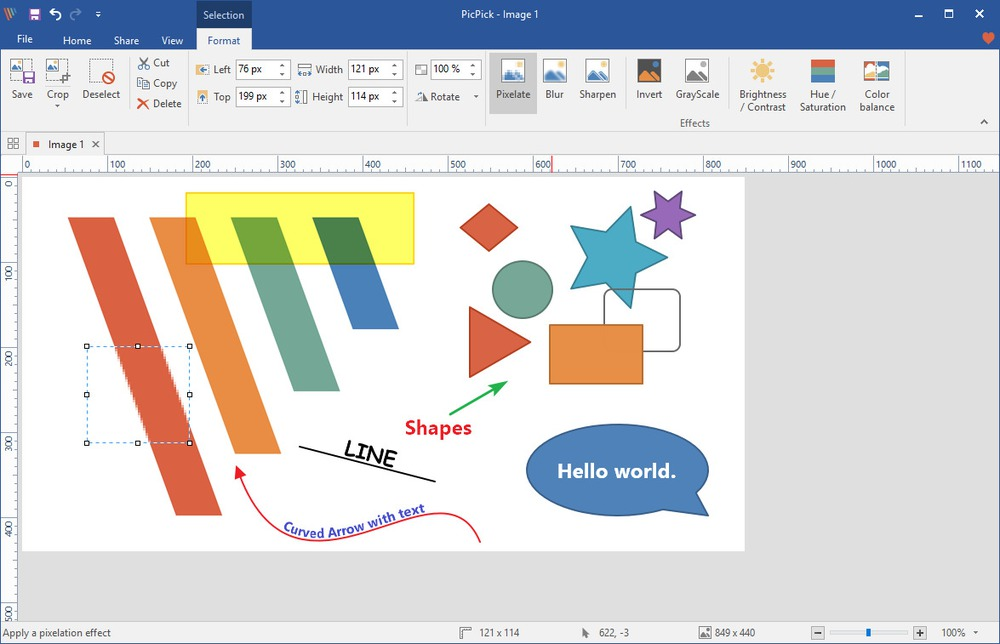 Phần mềm chụp ảnh màn hình Picpick