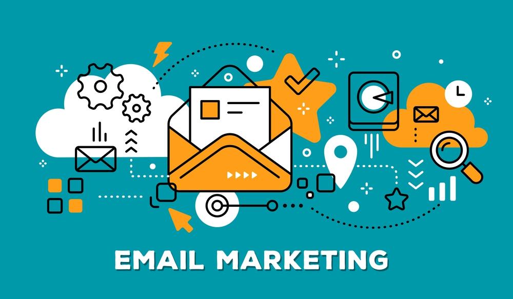 Email marketing là một trong những cách quảng cáo website phổ biến