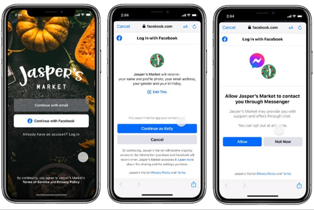 Cung cấp nhiều tùy chọn kết nối trực tiếp cho doanh nghiệp: Facebook mở rộng tính năng kết nối thông qua Messenger