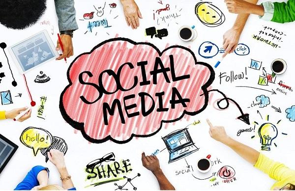 Social Media - Một loại hình Content Marketing phổ biến hiện nay