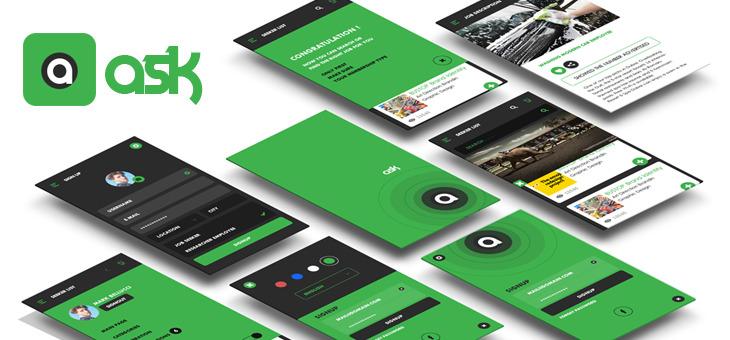 xu hướng thiết kế web 2020