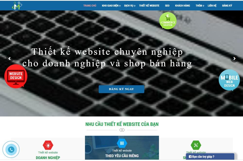 địa chỉ thiết kế website tại Đà Nẵng
