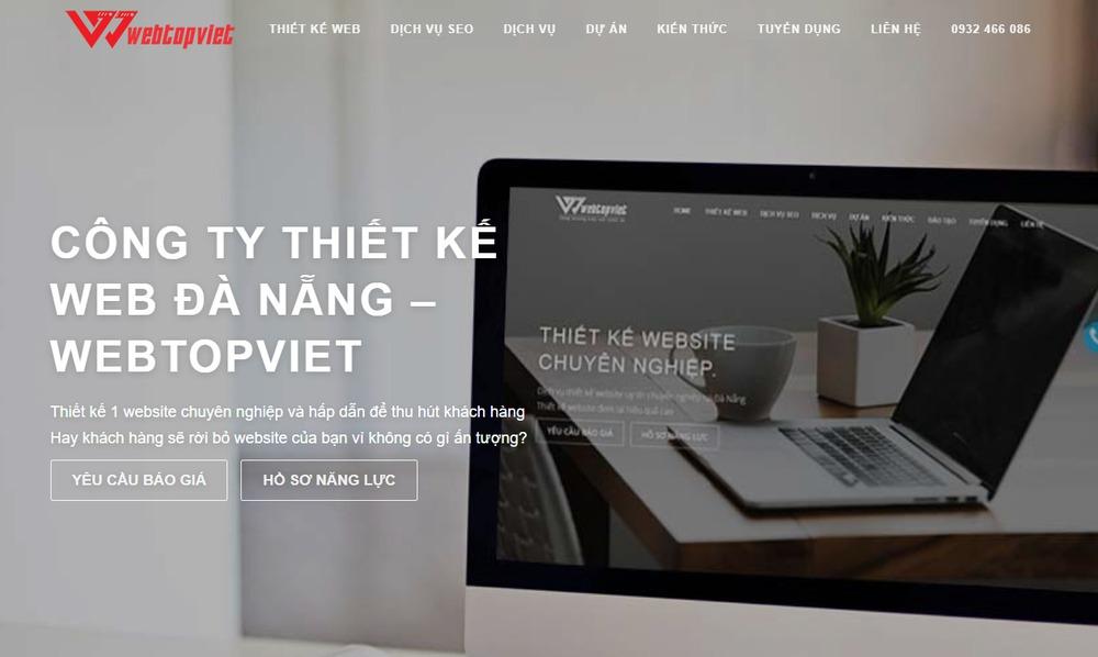 địa chỉ thiết kế website tại Đà Nẵng uy tín