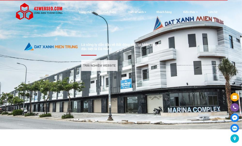 thiết kế website tại Đà Nẵng