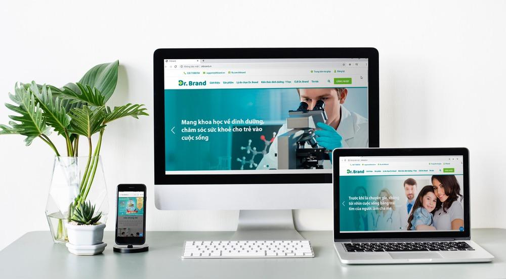 Vì sao doanh nghiệp cần thiết kế website theo yêu cầu?