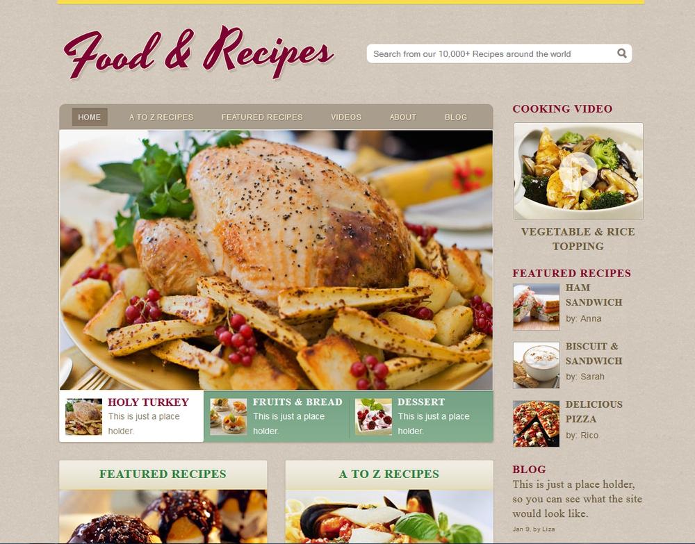 Vì sao cần thiết kế website nhà hàng