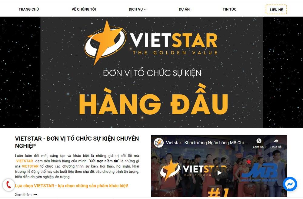 Vì sao nên thiết kế website công ty truyền thông, sự kiện