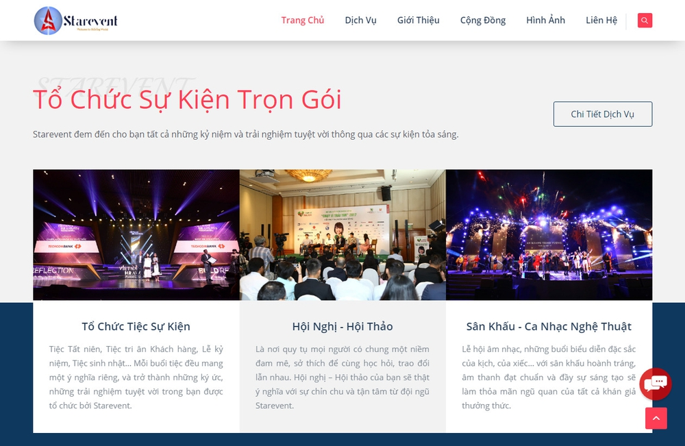 Lợi ích khi thiết kế website công ty truyền thông tại Bizfly Website
