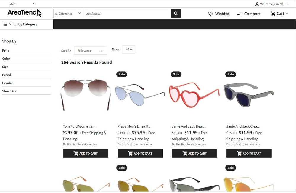 Thiết kế website bán mắt kính mang đến lợi ích gì?