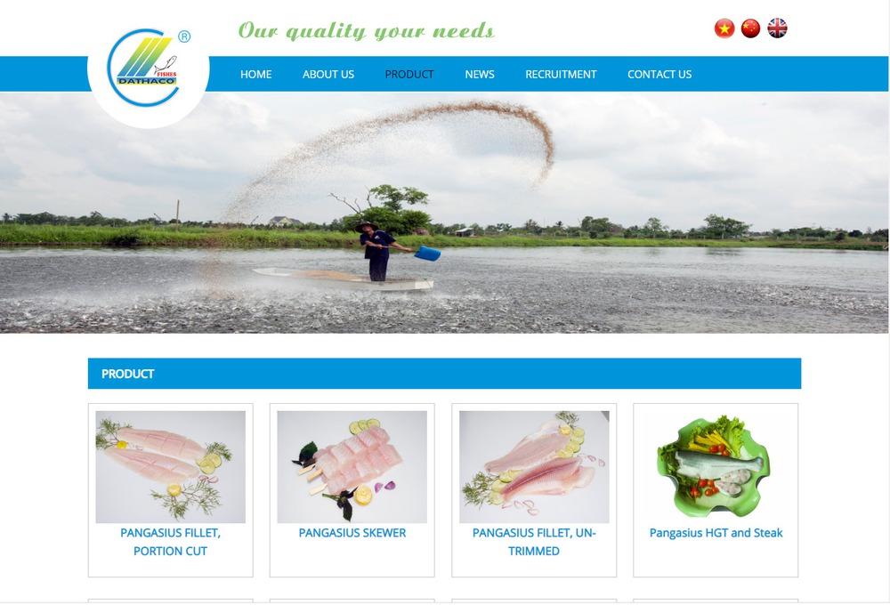 thiết kế website thủy hải sản ở đâu chuyên nghiệp