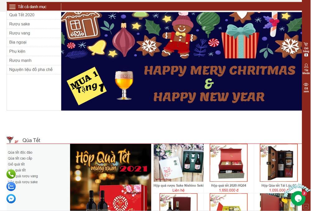 Quy định và lưu ý về website bán rượu