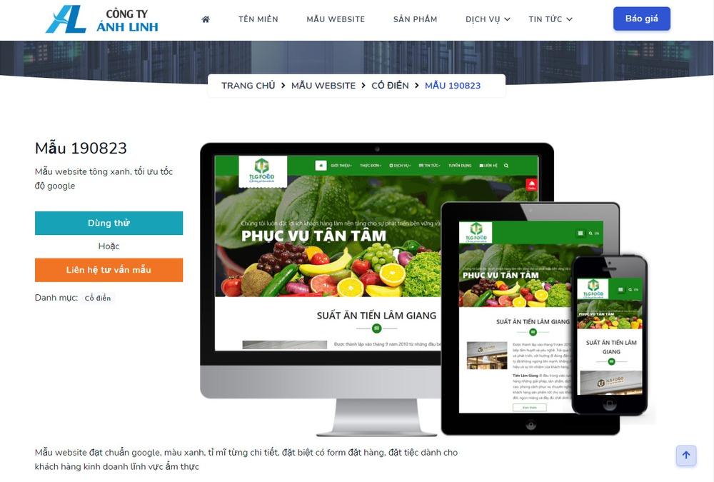 địa chỉ thiết kế website tại Biên Hòa