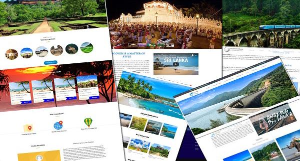 Tại sao nên thiết kế website du lịch trong thời đại 4.0