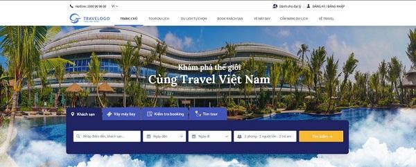 Những chức năng quan trọng khi thiết kế website du lịch