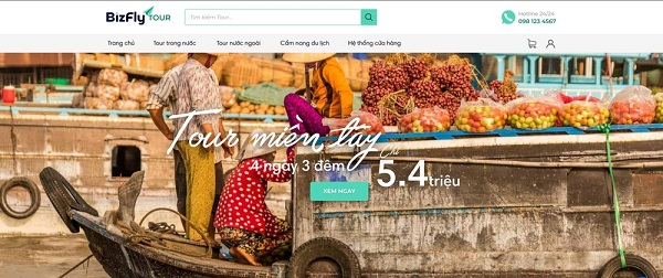 Cách thiết kế website du lịch để thu hút được khách hàng