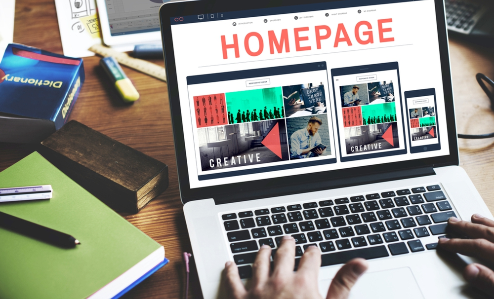 Trang chủ (home page) là gì