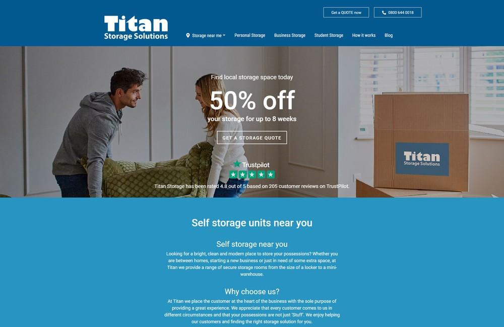 Lưu ý khi thiết kế trang chủ website