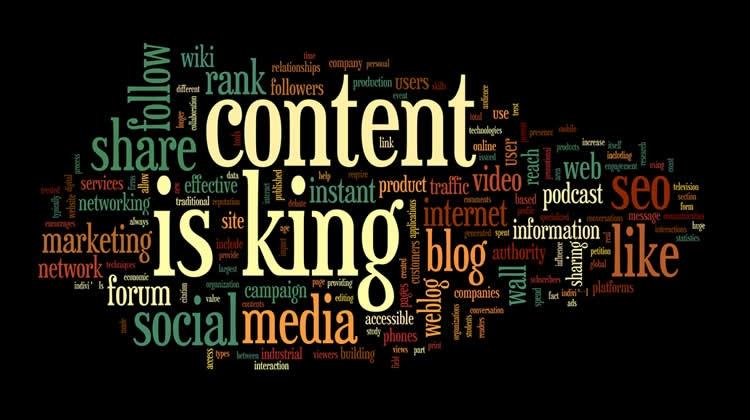 Xây dựng nội dung chất lượng (Content marketing)