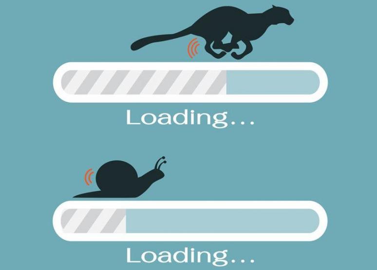 Tốc độ tải trang nhanh là một yếu tố trong thiết kế website chuẩn SEO