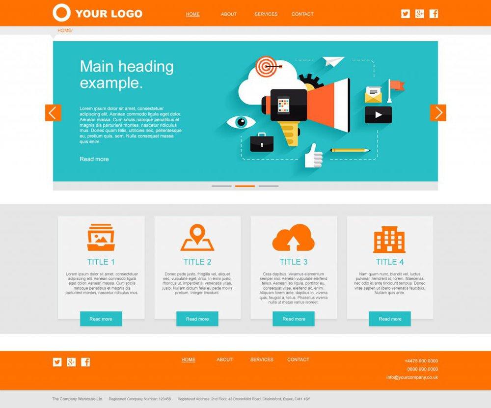 Một website chuẩn SEO là một website có bố cục thân thiện với công cụ tìm kiếm